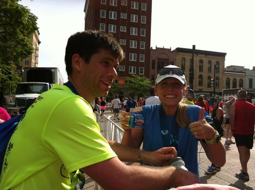 madison marathon spring half 2013